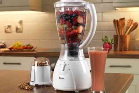 Groupon Goods Global GmbH - Swan Blender and Grinder - Save 40%