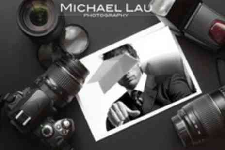 Michael Lau Photography - Studio SLR Photography Class With Model - Save 81%