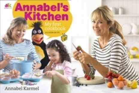 Random House - Annabel Karmel's kitchen book for encourage little budding chefs and banish fussy eating - Save 69%