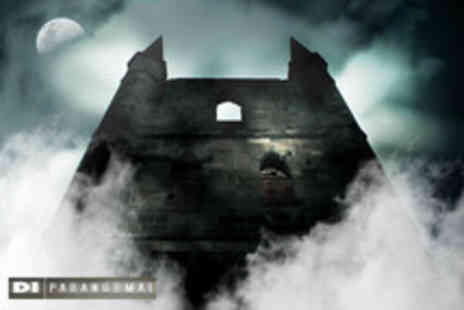 DI Paranormal - Choice of ghost hunts around Rotherham - Save 60%
