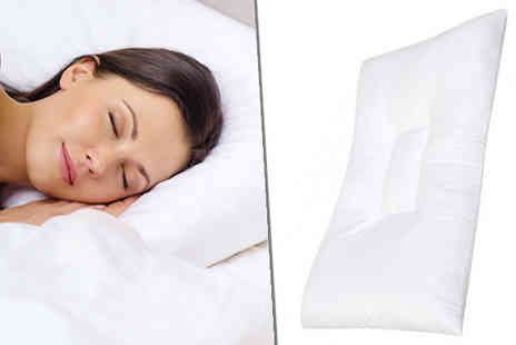 Home Decor Online - Anti Snore Orthopaedic Pillow - Save 83%