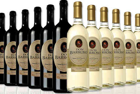 Karpe Deal SL - 12 Bottle White and Red Wine Collection - Save 59%