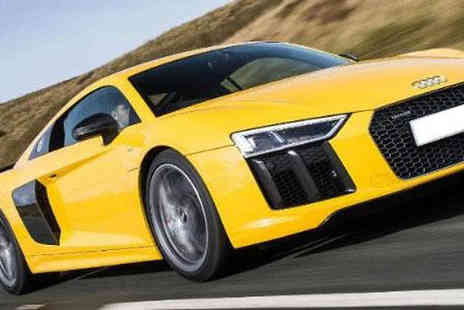 Drive me - 6 Lap Junior Supercar Driving Experience - Save 0%