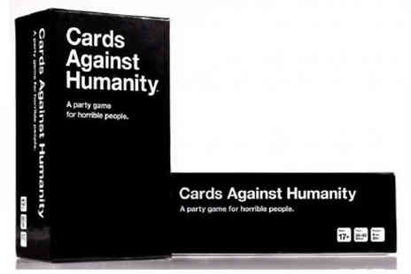 DML Solutions - Cards Against Humanity Game - Save 38%