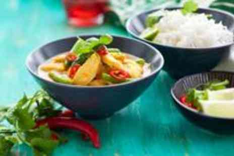 iCook Thai - Two course Thai for two - Save 62%