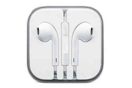 GPSK - Apple Compatible Earpods with Mic, Remote and 3.5mm Headphone Plug - Save 77%