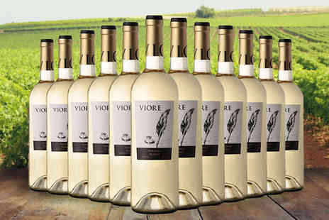 Karpe Deal SL - 6 or 12 Bottles of Viore Wine plus Free Delivery - Save 42%