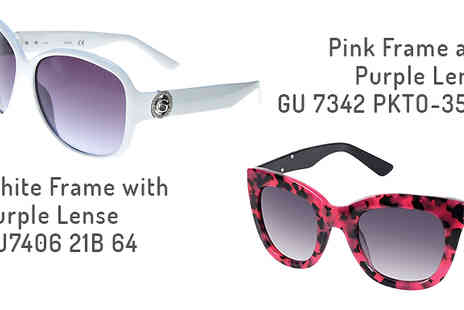 Brand Logic Europe - Guess Sunglasses in 16 Styles - Save 73%