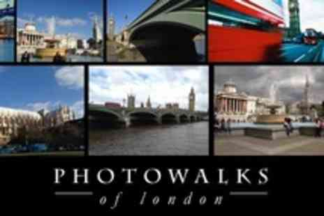 Photo Walks of London - Historical Photography Walking Tour of London - Save 51%