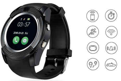TLD Marketing - Android Smart Watch - Save 80%