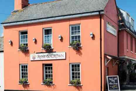 St Austell Brewery - Two night South Devon getaway - Save 49%