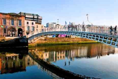 Travel Interaction - Dublin break in city centre with flights - Save 0%