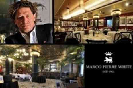 Wheelers of St. Jamess - Three Course Marco Pierre White Restaurant Meal For Four With Steak Options Prosecco and Bottle of Wine - Save 53%