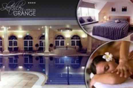 Sketchley Grange Hotel and Spa - In Hinckley One Night Stay For Two With Breakfast - Save 62%