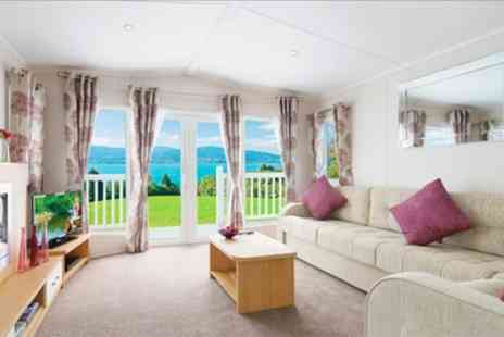 Riverside Holiday Park - Three or Four Night Self- Catering Caravan Stay for Four - Save 0%