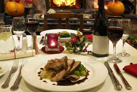 Himley Country Hotel - Three Course Boxing Day Lunch with Drink for One Child or One or Two Adults - Save 31%