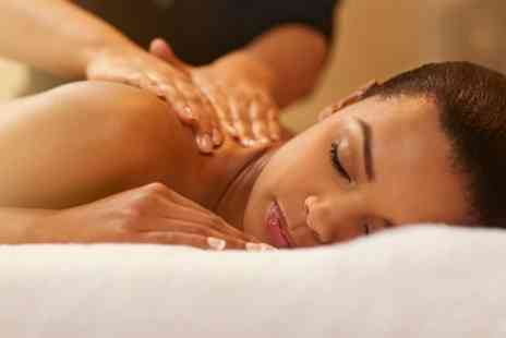 Talking Feet - 45 Minute Swedish Back Massage and Facial - Save 0%