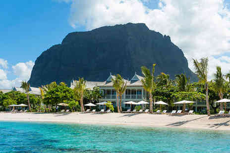 St Regis Mauritius - Five Star Romantic Junior Suite with Ocean Views - Save 33%