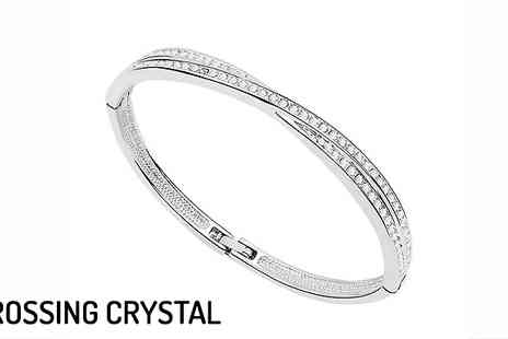 Van Amstel diamond - Crystal Bracelet in 3 Designs - Save 87%