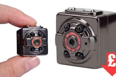 handtec - Hawkeye Mini Action Camera - Save 78%