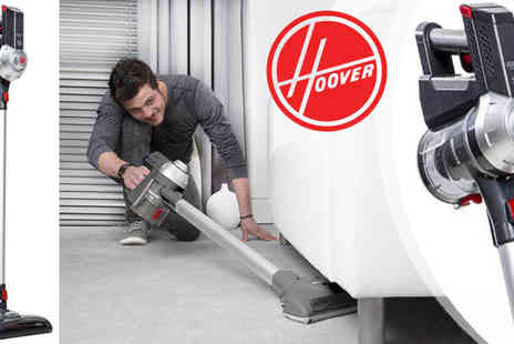 A P Taylor - Hoover FD22G Freedom 22V Cordless & Bagless Upright Vacuum - Save 74%