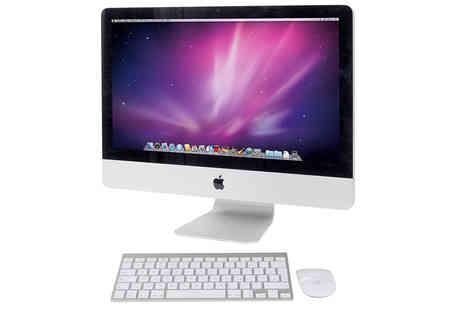 We Sell Mac - 2GB RAM 20 inchApple iMac Core 2 Duo with a keyboard and mouse or 4GB RAM model with keyboard and mouse - Save 49%