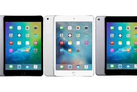GoldBoxDeals - Refurbished Apple iPad Mini 1, 3 or 4 16 To 128GB Storage Wi-Fi or Wi-Fi Plus Cellular With Free Delivery - Save 0%