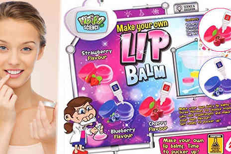 CheekyBox - Make Your Own Lip Balm Set - Save 33%