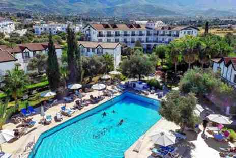 Cyprus Paradise - Seven night North Cyprus holiday with flights & free tour - Save 0%