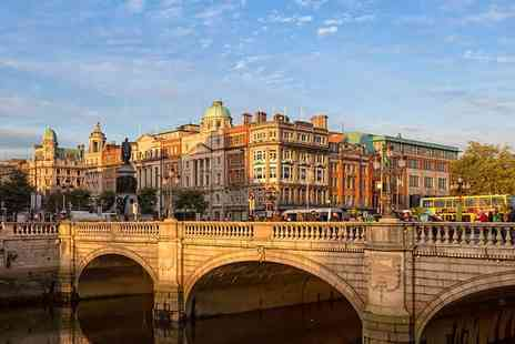 Bargain Late Holidays - Two night Dublin city break with flights and optional tour upgrades - Save 36%