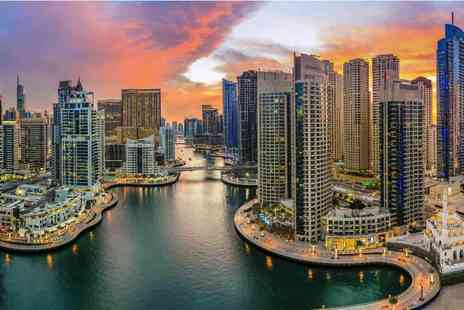 Tour Center - Three, five or seven night 4 Star Dubai break with breakfast and flights - Save 31%