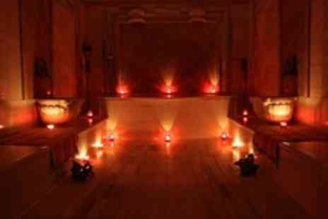 Pasha Spa - 90min Turkish Hammam Experience with Body Scrub and Chocolate Mask - Save 62%
