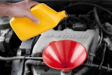 Tech Tonic Vehicle Repair - Full Car Service with Oil and Filter Change - Save 65%