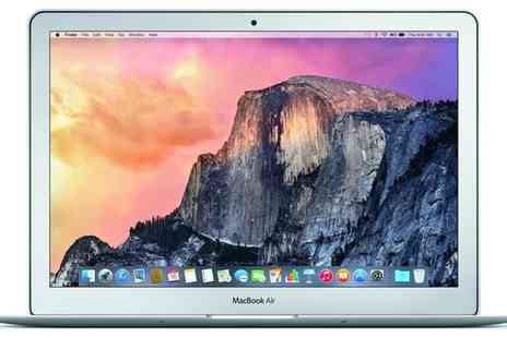 GoldBoxDeals - Refurbished Apple MacBook Air 13 inch Core i5 4GB RAM 128GB HDD MJVE2 With Free Delivery - Save 0%