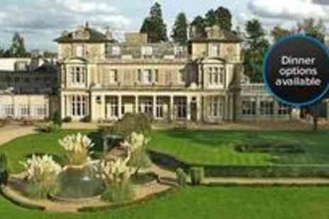 Down Hall Country House Hotel - One nights bed and breakfast for two people for stays during July 2012 - Save 54%