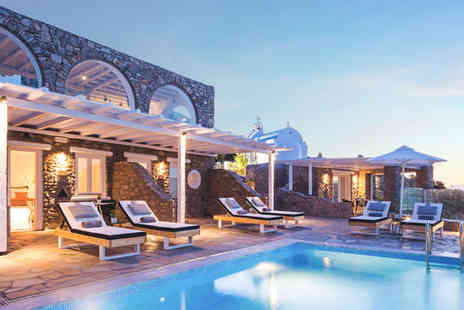 Mykonos No5 - Boutique Getaway with Aegean Views - Save 57%