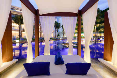 Dream Phuket Hotel & Spa - Five Star Trendy Spa Stay For Two with Lively Beach Club - Save 80%
