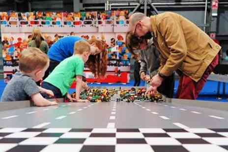 Multiplay - LEGO exhibition in Birmingham - Save 0%