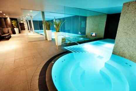 Doubletree by Hilton Chester - Spa day with afternoon tea & treatment near Chester - Save 48%