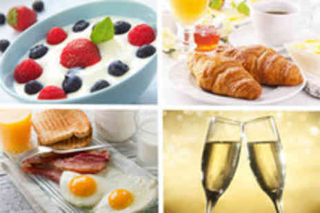 The Royal Trafalgar - All you can eat Champagne breakfast buffet for 2 - Save 55%