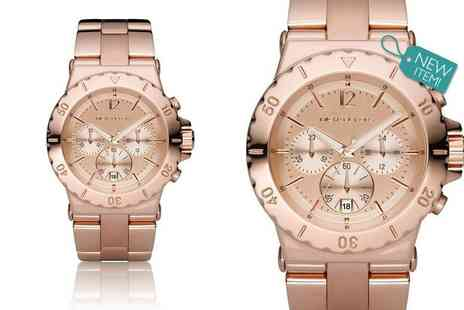 Gray Kingdom - Michael Kors MK5314 Dylan chronograph rose watch - Save 59%