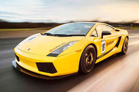 Red Letter Days - Lamborghini Gallardo Thrill experience - Save 0%