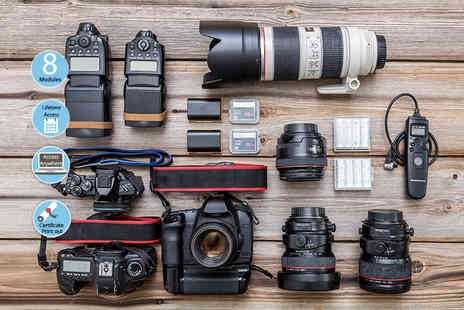 Skill Success - Photography for beginners masterclass course - Save 89%