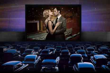 The Drive In Cinema - Drive in cinema ticket for one car with up to seven passengers from the 21st October to the 4th November - Save 48%