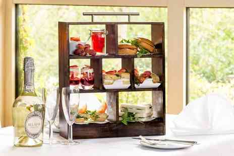 Copthorne Hotel - Afternoon tea for two with a glass of Prosecco - Save 39%