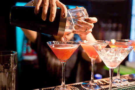 Kosho - Four cocktails and club entry for two - Save 0%