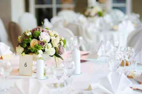 White Bull - Wedding Package for 50 Day and Evening Guests - Save 33%