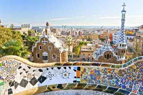KPX Travel - Two to Four Nights Stay at Silken Sant Gervasi Barcelona or Hotel Amrey Sant Pau with Return Flights - Save 0%