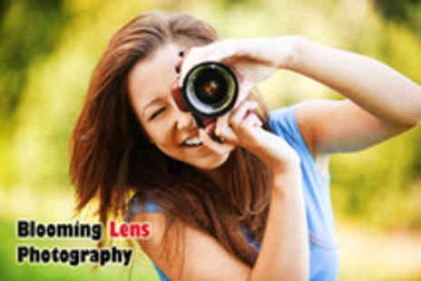 Blooming Lens Photography - 3 hour photography course - Save 62%