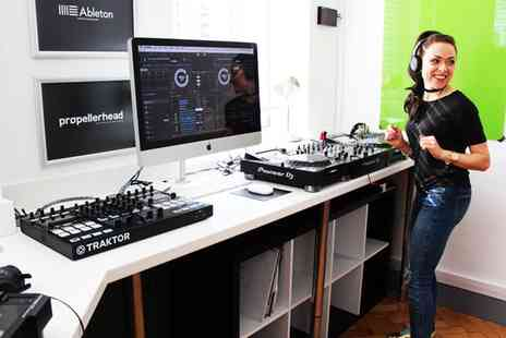 Manchester MIDI School - Four Hour DJ Taster Course for One or Two - Save 50%